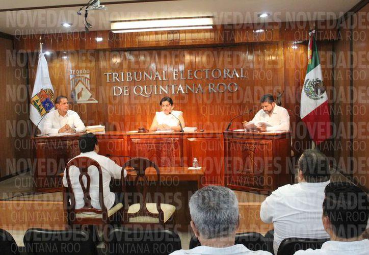 Disminuyen el presupuesto del Instituto Electoral de Quintana Roo. (Daniel Tejada/SIPSE)