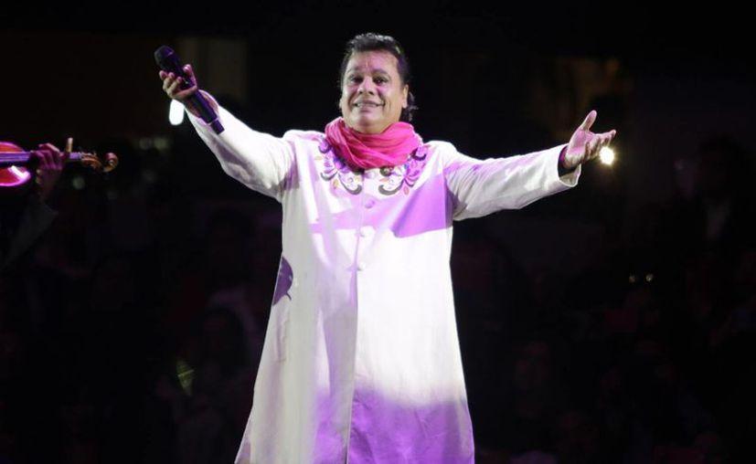 Este domingo, El Divo de Juárez falleció a los 66 años edad, víctima de un infarto. (Archivo/ Notimex)