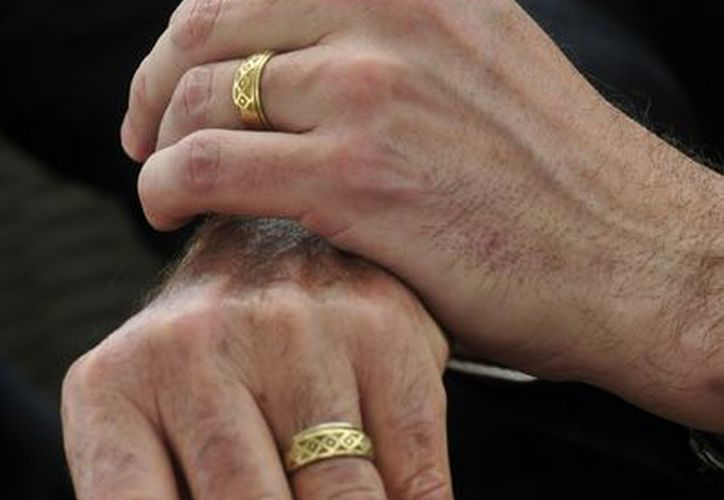 En el 2013 el Tribunal Supremo se pronunciará por primera vez sobre la legalidad del matrimonio homosexual. (EFE)