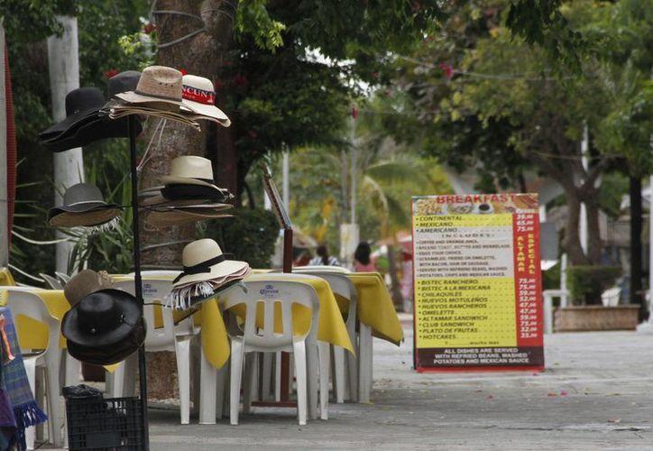 Conforme avance la temporada vacacional será más notoria la presencia del turista nacional, hasta el momento sólo han participado extranjeros. (Israel Leal/SIPSE)