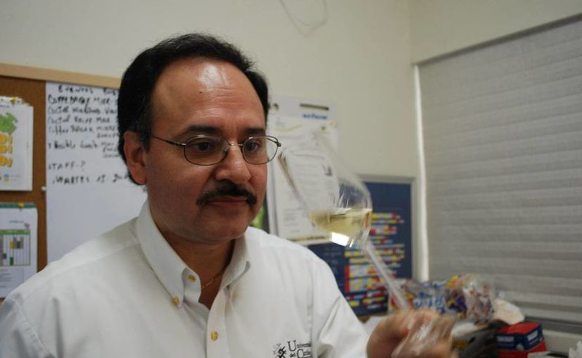 El 1 de diciembre de 1994 lo certificaron en Nueva York como el primer tequilier. (Tomás Álvarez/SIPSE)