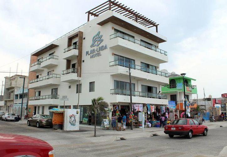 Los viernes y sábados son los días de mayor actividad para los hoteles de Progreso. (Milenio Novedades)