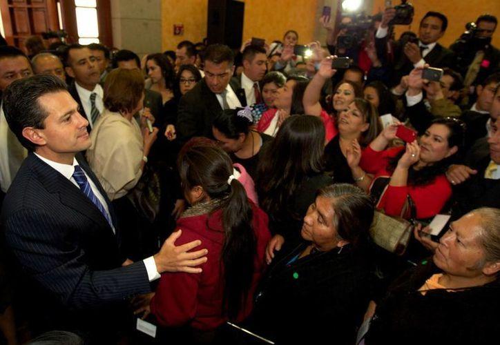 El Informe sobre Desarrollo Humano 2013 será presentado al presidente Enrique Peña Nieto. (Notimex)
