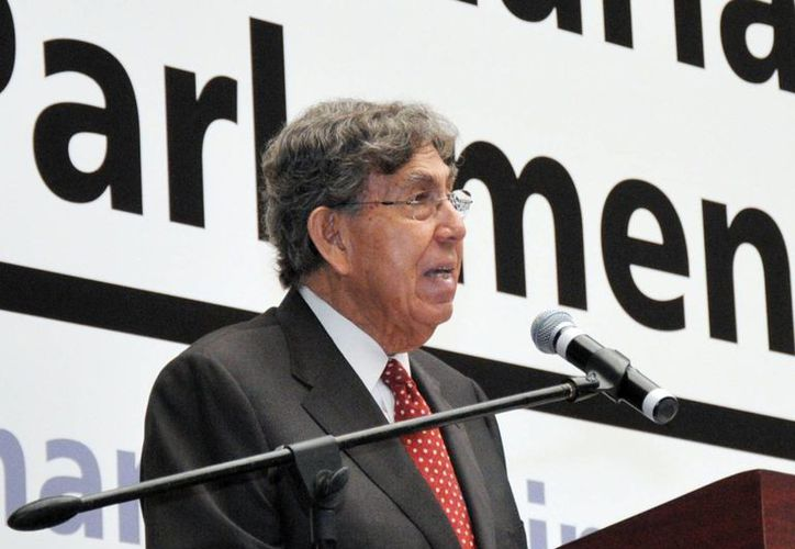 El significado del acto no se medirá por la cantidad de gente que participe, señaló Cárdenas. (Notimex)