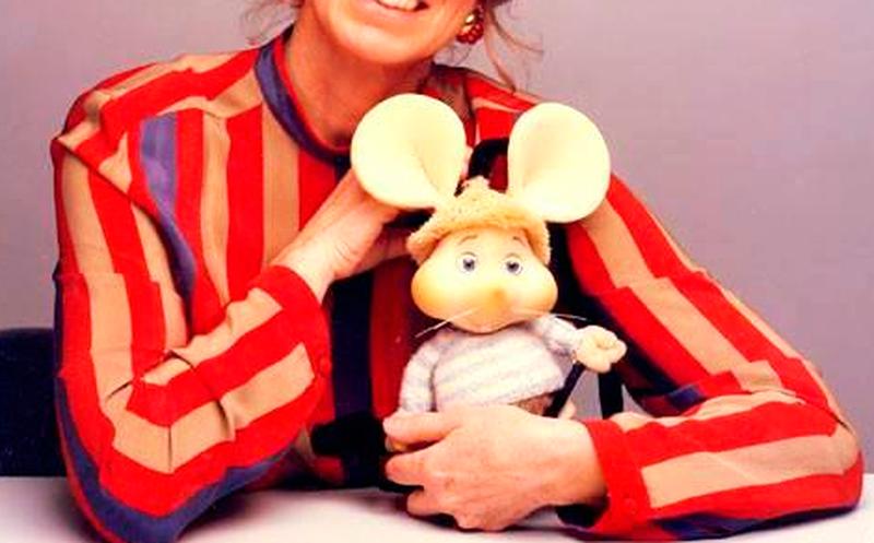 Muere María Perego, creadora de Topo Gigio