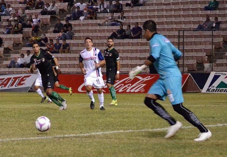 El encuentro entre Venados y Cimarrones fue en el estadio 'Héctor Espino González' de Hermosillo, Sonora. (Milenio Novedades)