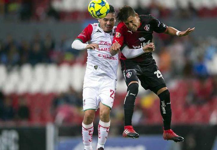 Atlas no supo hacer valer su localía y apenas sacó un 1-1 contra Mineros de Zacatecas en Copa MX. (mexsport.com)
