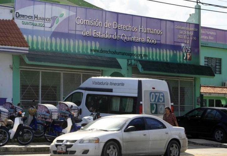 La Comisión de los Derechos Humanos del Estado de Quintana Roo, emitió la Recomendación 17/2015 en contra del Procurador General de Justicia del Estado. (Redacción/SIPSE)