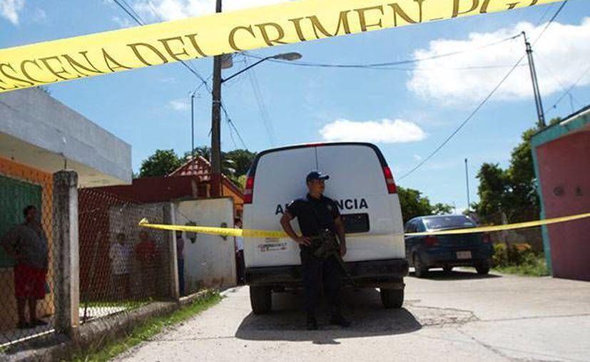 El padre de tres menores mató enfrente de ellos a su pareja en Morelia; ahora un tío que es gay los cuida y pide la custodia de sus sobrinos. (excelsior.com.mx)