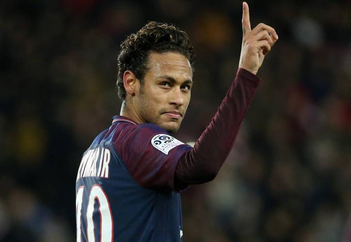 El futbolista brasileño Neymar fue dado de alta. (AS)