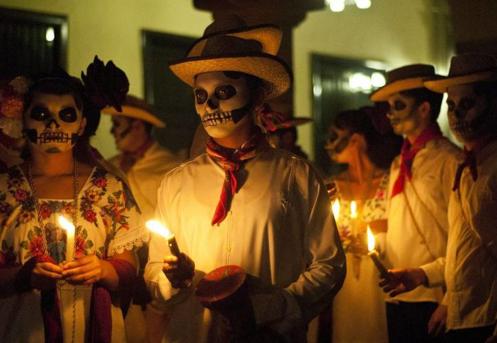 Por su calidad de destino internacional, esta ciudad se puede ubicar como escenario para mostrar al mundo la tradicional fiesta del Día de Muertos. (Agencias)