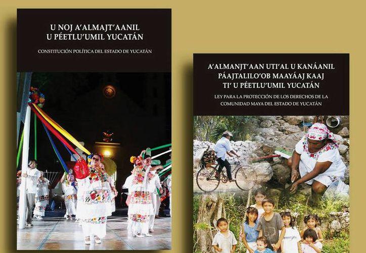 Ambas ediciones tienen un tiraje de tres mil ejemplares que se entregarán gratuitamente a los 106 municipios. (Milenio Novedades)