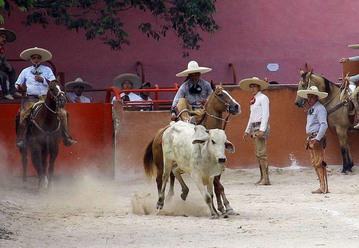 La mayoría de los lienzos charros en México son propiedad privada. (SIPSE)
