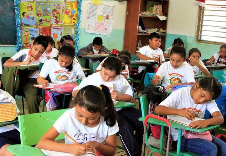 Escuelas abrirán este sábado.(Foto: Novedades Yucatán)