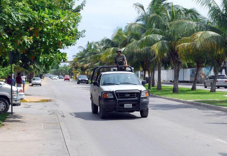 """Judiciales están listos para temporada de """"Spring Break"""" en Cancún"""