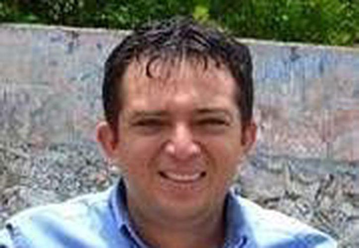 Imagen del excandidato panista por el Distrito XV, Moisés Rodríguez Briceño quien promovió juicios contra la designación de los 'pluris'. (Milenio Novedades)