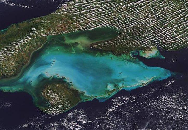 El aumento de las aguas podría hacer desaparecer islas cercanas a las costas. (eosnap.com)