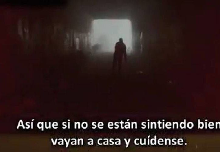 Imagen tomada del avance de la nueva serie de AMC 'Fear The Walking Dead'. (YouTube/Fear The Walking Dead Spain)