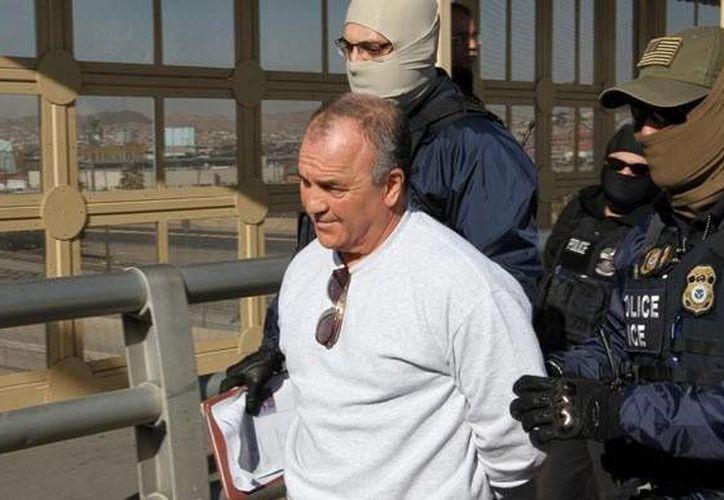 La PGR informó que  el sospechoso fue ubicado por la Agregaduría Regional en una prisión del estado norteamericano de Mississippi. (eldiariodechihuahua.mx)