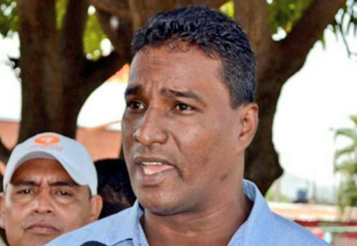 Delson Guarate había sido liberado con medidas cautelares el pasado 4 de noviembre, junto con Yon Goicoechea. (Twitter)
