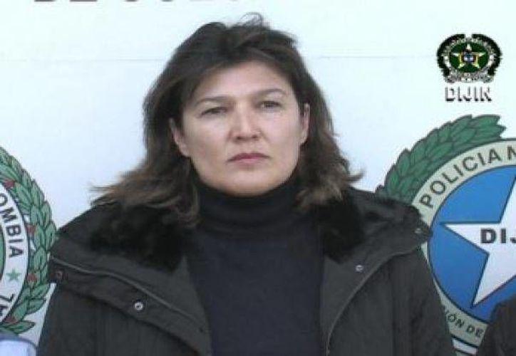 María Alexandra Rodríguez Mondragón, hija del capo Gilberto Rodríguez Orejuela, fue capturada el jueves y presentada por la Fiscalía ante un juzgado penal. (90minutos.co)