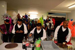 Presentación de los reyes del Carnaval de Mérida 2014