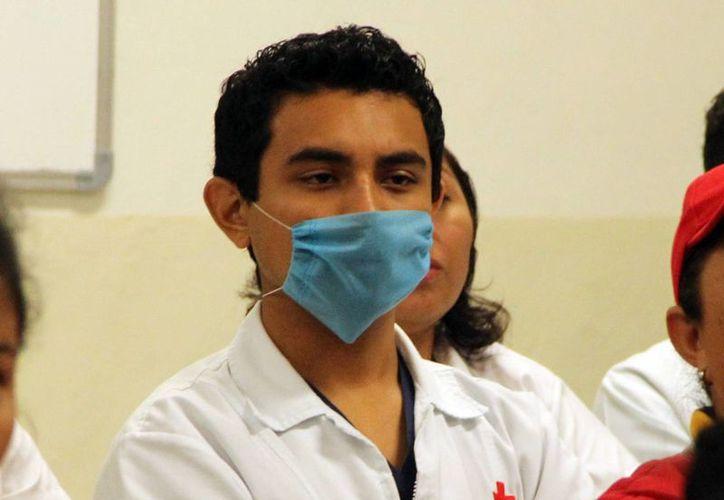 La principal infección en los yucatecos es la gripe. (Milenio Novedades)