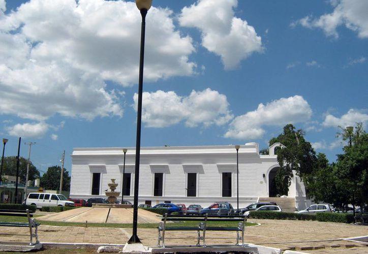 El parque de Tanlum es actualmente propiedad de la Corett. (Milenio Novedades)