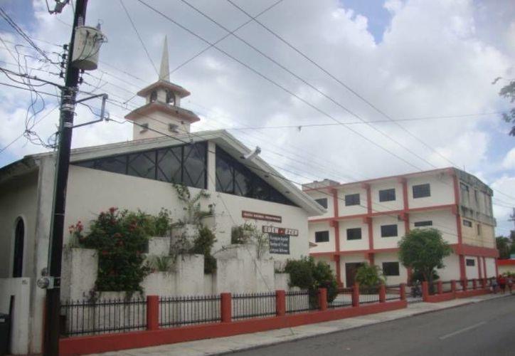 Este año se sumaron dos escuelas a la lista de refugios anticiclónicos en Cozumel. (Irving Canul/SIPSE)