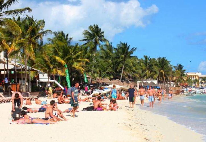 El Estudio Turista es fuente de información de varias instituciones incluida la OVC, la Asociación de Hoteles de Cancún, diarios locales y nacionales. (Contexto/SIPSE)