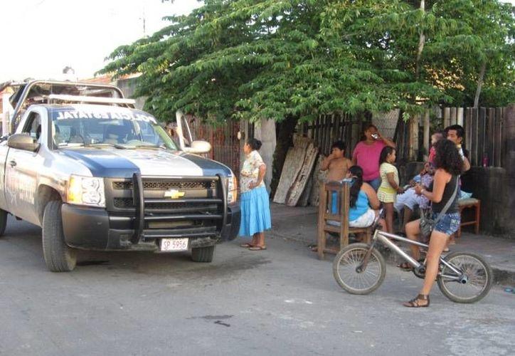 La Secretaria de Seguridad Pública (SSP) en Quintana Roo colocará videocámaras a las patrullas. (Paloma Wong/SIPSE)