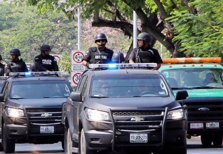 Por cada agente hay 193 habitantes en Yucatán. (Foto: archivo/Milenio Novedades)