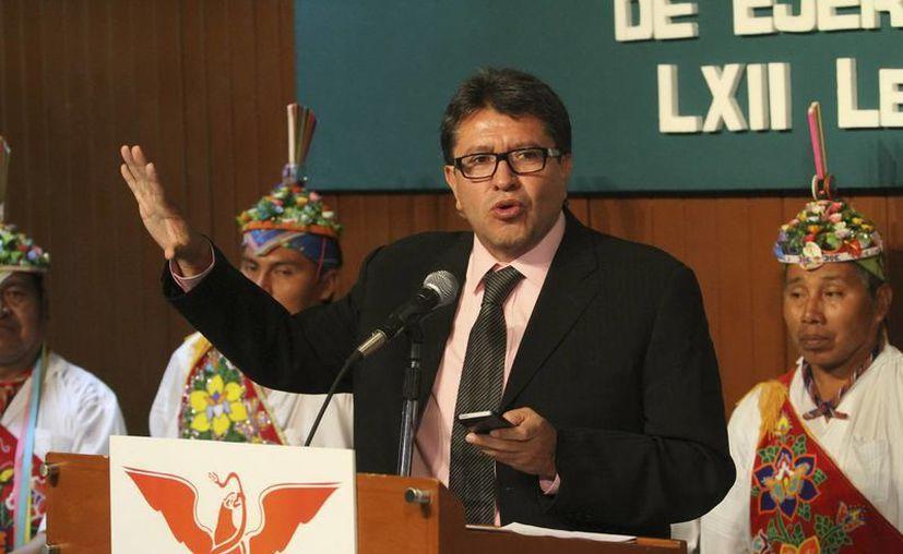El pasado 4 de abril la PGR frustró el intento de asesinato contra Ricardo Monreal y su hermano. (Archivo/Notimex)