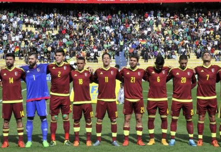 Venezuela se encuentra en el último lugar de la clasificación, luego de sumar apenas dos unidades en diez partidos. (El líbero.com)