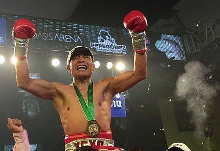 El promotor considera que los puños del 'Yeyo' podrán vencer al pugilista japonés el 17 de agosto. (Agencias)