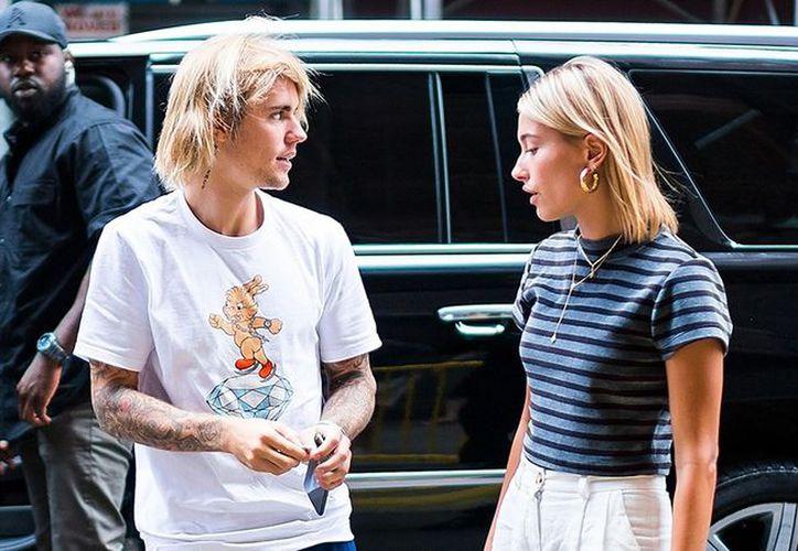 Justin Bieber y Hailey Baldwin retomaron su relación. (Foto: etonline.com)