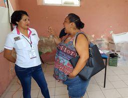 Más de dos mil observadores participaron en la elección local