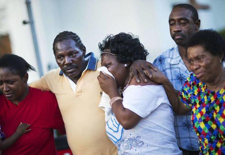 Los parientes de las víctimas de la matanza en Charleston dijeron que pedirán a Dios piedad para Dylann Storm Roof, el atacante confeso. (AP)