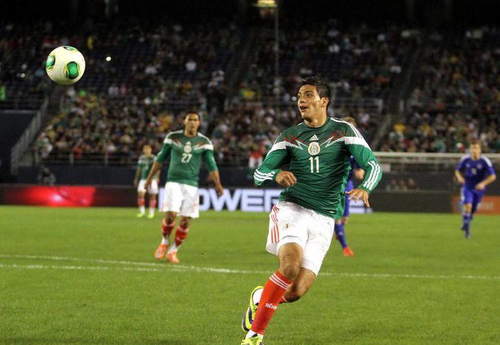 El Tri se jugará su última oportunidad para ir al Mundial con Nueva Zelanda en dos partidos. (Archivo Notimex)