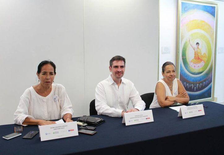 Firman convenio Observatorio Nacional y Observatorio de Violencia Social y de Género en Benito Juárez. (Luis Soto/SIPSE)