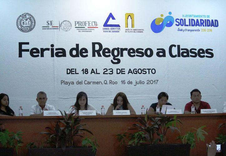 Los organizadores señalaron que el evento se realizará en el domo del segundo parque de Villas del Sol. (Octavio Martínez/SIPSE)