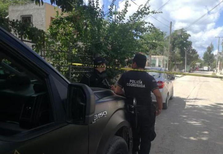 El doble homicidio tuvo lugar en la calle 11 entre 14 y 16 de Temozón. (Archivo/Sipse)