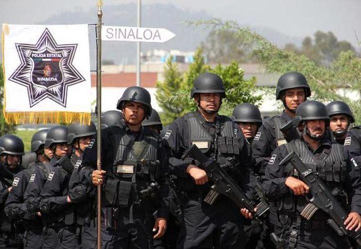 El 55 por ciento de los agentes de Sinaloa fueron calificados como no aptos para el puesto. (laparednoticias.com)