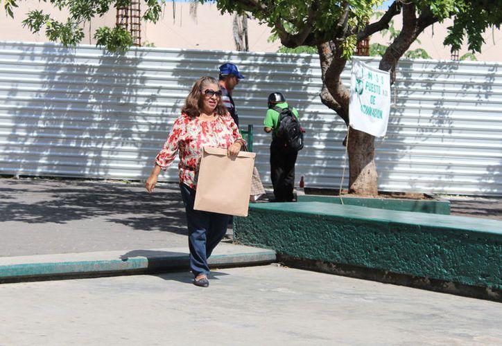 La titular de la Secretaría de Salud en el Estado, indicó que los casos han bajado considerablemente. (Foto: Alejandra Carrión/SIPSE)