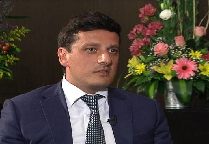 Anton Inyutsyn, viceministro de Energía de la Federación Rusa, destacó la relación entre los sectores energéticos de México y su país. (SIPSE)