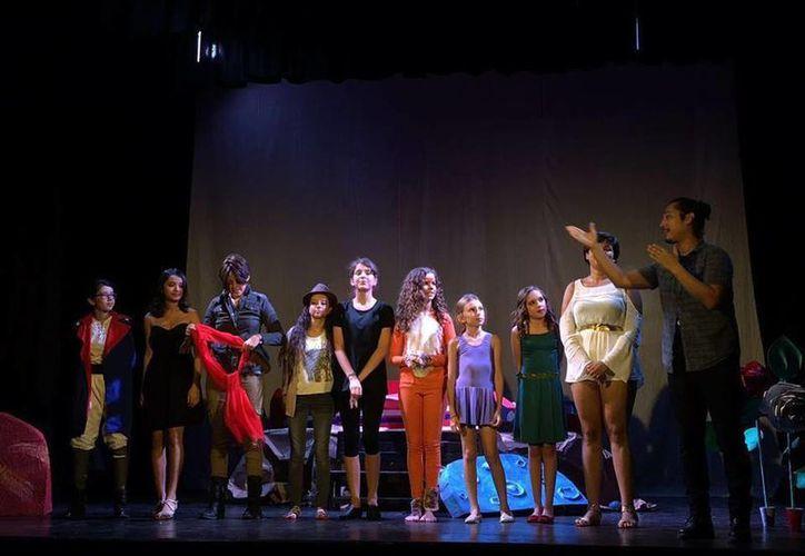 La compañía Ecco Escénico busca a niñas de entre 10 y años. (Foto: Cortesía)