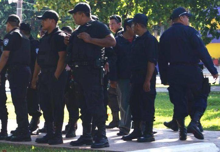 El policía que fue acusado de abusar de una menor de edad ya cuenta con sentencia. (Foto de contexto/SIPSE)