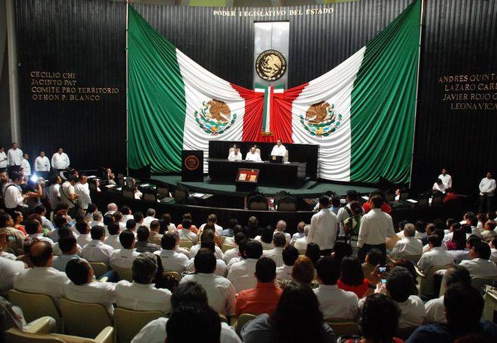 La medalla se entregará en el recinto oficial de sesiones del Palacio Legislativo. (Contexto/Internet)