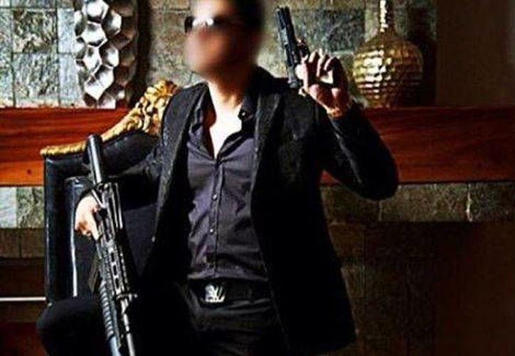 Rodrigo Aréchiga Gamboa, 'El Chino Ántrax', está sujeto a proceso judicial en los Estados Unidos por narcotráfico. (Milenio)