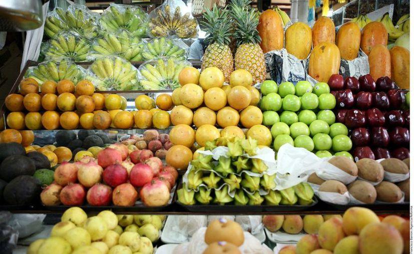 Los precios de productos agropecuarios presentaron leve caída este mes. (Reforma)